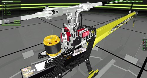 AccuRC's RC Helicopter Simulator
