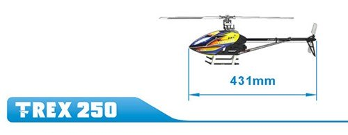 Align Helicopters T-Rex 250