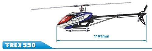 Align Helicopters T-Rex 550X