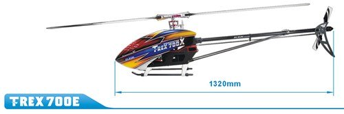Align Helicopters T-Rex 700X