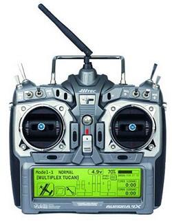 Aurora 9X HiTec Radio