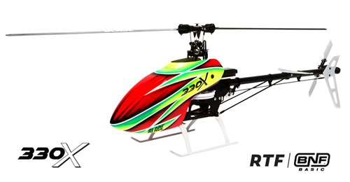 One Of The Best RC Helicopter RTF Packages - The Blade 330X