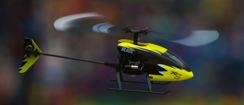 Blade 70S Fixed Pitch RC Helicopter Great For The Beginner