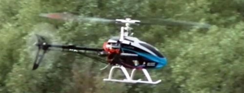 Blade 300 CFX In Flight