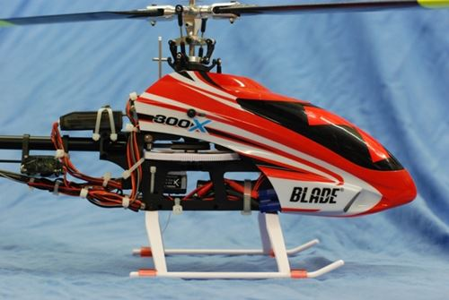 Blade 300X Canopy Bright Colors Easy To See