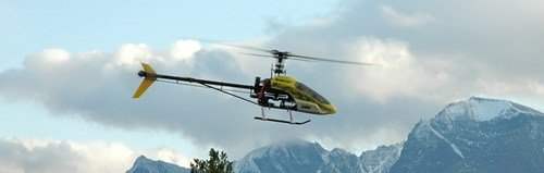 The Blade 400 RC Helicopter - A Game Changer For So Many