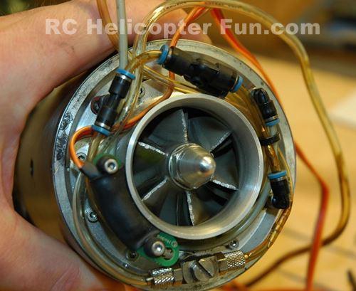 Wren Turbine Compressor Damage