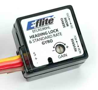 eFlite G90 Gyro