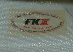 FunKey Manufacturing Label