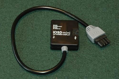 DJI iOSD mini FPV Camera OSD Unit