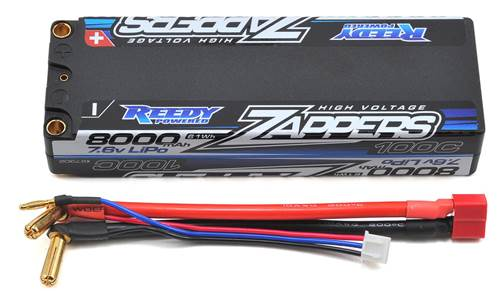 Hard Cased RC LiPo Battery Pack