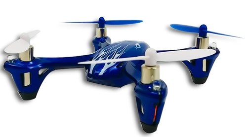 Palm Sized Hubsan H107 Is One Of The Most Popular Beginner Quad Copters Ever