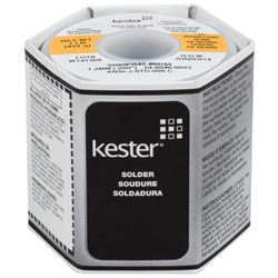 Tried and true Kester 60/40 66 size rosin core 0.050
