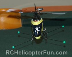 Micro RC Helicopter Training Gear