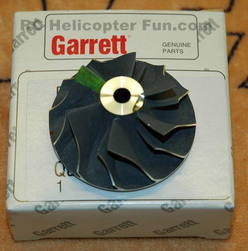 New Garrett Compressor Ready To Go!