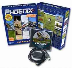 Phoenix RC Helicopter Simulator Software Only Version