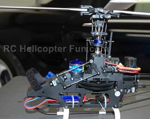 Plastic RC Helicopter Frames