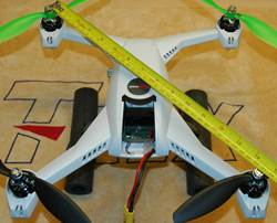 How To Size A Quad or Multi Rotor RC Helicopter