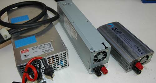 Various RC Power Supplies