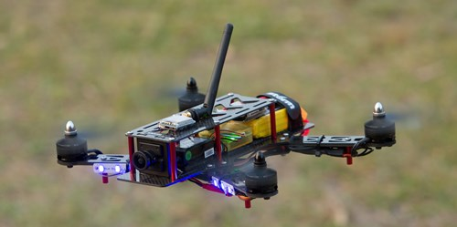 Racing FPV Quad Rotor