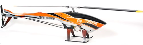 800 Size Radikal Condor Gas RC Helicopter