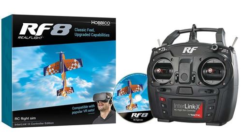 Great Planes RealFlight RF8 RC Helicopter Simulator