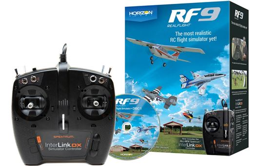 Great Planes RealFlight RF8 RC Flight Simulator
