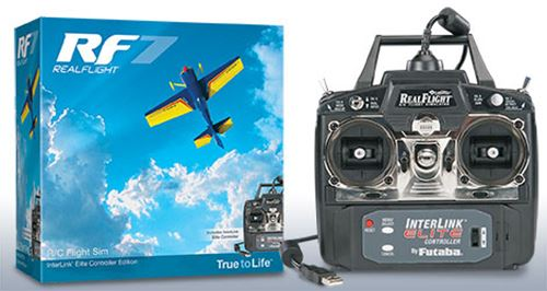 RealFlight 7 RC Helicopter Simulator