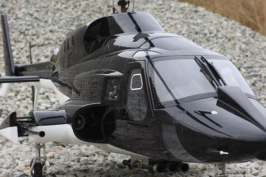 Roban 800 Size Super Scale Airwolf