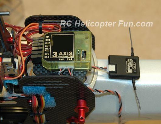 Satellite/Remote RX Connectivity Wiring