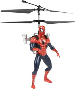 2Ch Coaxial Toy Flying Action Figure