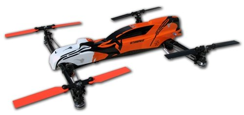 Collective Pitch 3D Quadcopter - Click Image For More Details