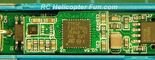 STM 32-bit ARM Cortex micro controller inside TS100 Soldering Iron