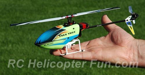 Trex 150X Best Micro Collective Pitch RC Helicopter