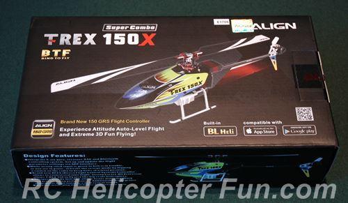 T-Rex 150X In Box