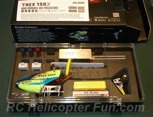 T-Rex 150X BTF Super Combo Unboxed