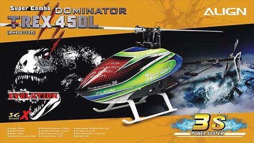 Align Trex 450L Dominator