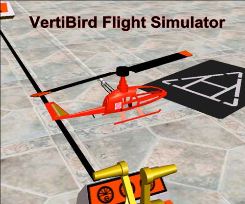 VertiBird Flight Simulator