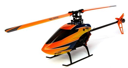 The Blade 230S V2 is one of the best beginner collective pitch RC helicopters on the market.