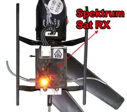 Esky 150XP Satellite Receiver Installation