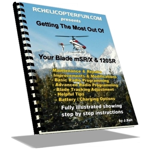 Blade mSR/X/120SR Tips eBook