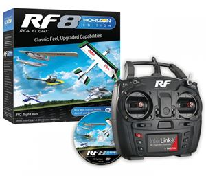 RC Helicopter Flight Simulator Controller