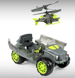 Air Hogs RC Helicopters Shadow Launcher