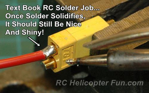 Text Book RC Soldering Job