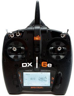 Spektrum DX6e Radio