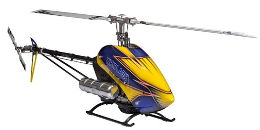 Miniature Aircraft Whiplash-G II Gas RC Helicopter